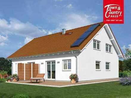 Moderne Doppelhaushälfte - Schlüsselfertig inkl. Keller, Grundstück und gehobene Ausstattung!
