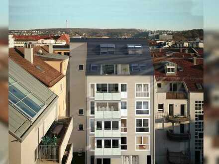 Attraktive 5-Zi. Wohnung mit Balkon im 4.OG