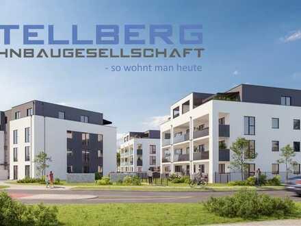 Exklusive 4-Zimmer-Neubauwohnung in moderner Wohnanlage - TOP Lage