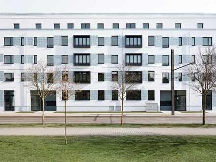 Bezugsfertige Gewerbeeinheit im attraktiven Neubauquartier am Ufer der Dahme