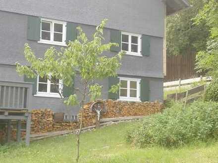 Kleinod im Allgäu - Altes Bauernhaus Nahe Alpsee/Oberstaufen