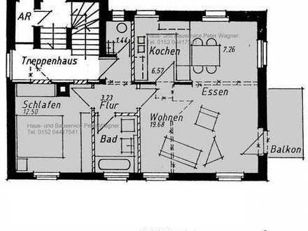**2- Raum Wohnung mit Balkon in Zwickau-Oberplanitz**