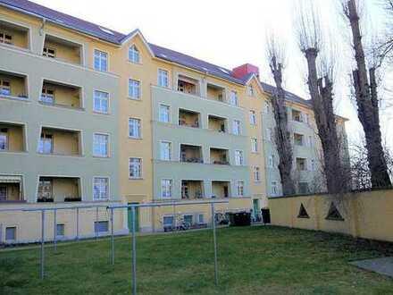 Kleine citynahe 1-Raum-Wohnung mit Potenzial