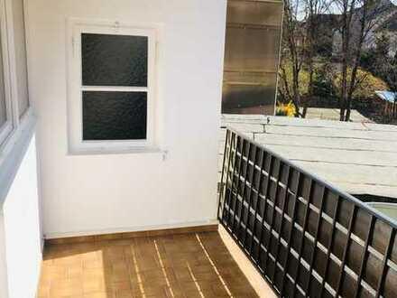 Sehr gepflegte 2 Zimmerwohnung mit Balkon