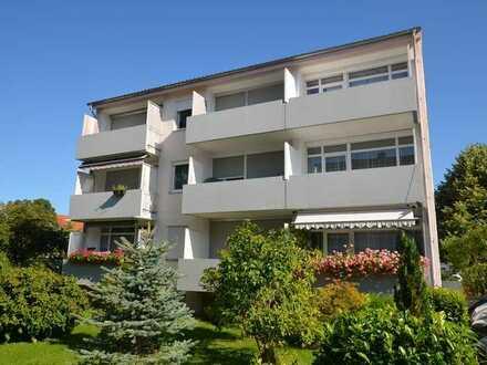 Kernsanierte 2-Zimmer-Eigentumswohnung mit Balkon in zentrumsnaher Lage in Biberach / Stadion