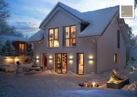 Weihnachten 2018 in Ihrem neuen Haus? (KfW-Effizienzhaus 55)