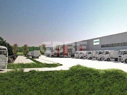 40.000 m² HALLENFLÄCHE in Mönchengladbach I Autobahnnah I PROVISIONSFREI!