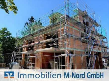 Großzügige Neubau-Doppelhaushälfte in grüner Lage von Feldmoching - Bezugsfertigkeit Ende 2020