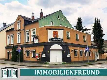 +++ MFH + EFH mit Anbau und Hof in Hagen - Eckesey +++