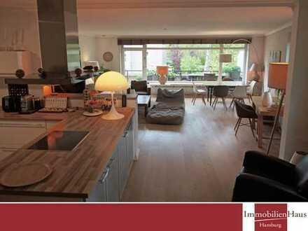 Wohntraum in Volksdorf - Top möblierte 3-Zimmerwohnung