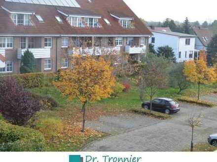 Dem Himmel ein Stück näher - Dachgeschosswohnung im Wohnpark Domblick!