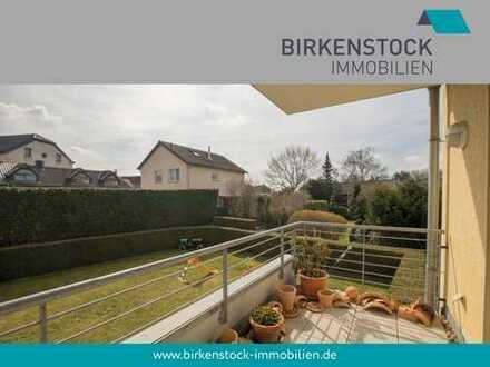 Stilvolle Maisonette-Wohnung mit Terrasse und Balkon in Innenstadtlage Pulheims