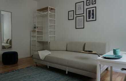 Möbliertes Apartment in direkter Uni-Lage