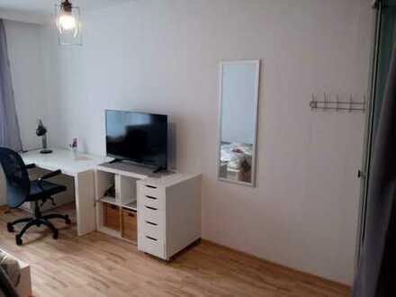 Schöne Einzimmerwohnung in Köln Sülz mit Terrasse- und Gartenmitnutzung ab 01.08.19 verfügbar