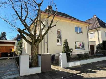 Freistehendes Einfamilienhaus mit Garten 250 m vom städtischen Klinikum LU