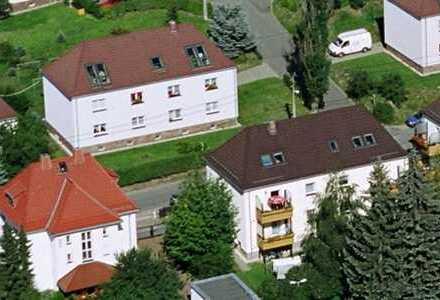 super Dachgeschosswohnung auf gesamter Etage in ruhiger Lage - in Wilkau-Haßlau