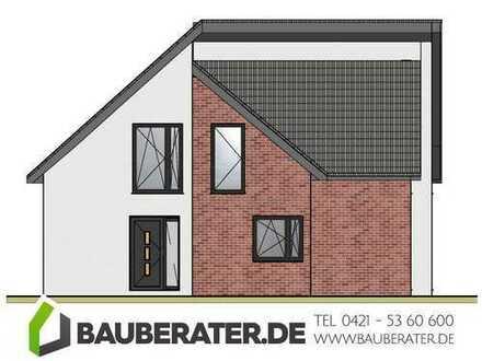 Ihr neues Dreigiebelhaus - Quadratisch, praktisch, groß.