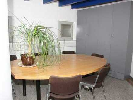 Möblierte Büro-Räume Nähe Bahnhof, zu vermieten (NK inkl.)