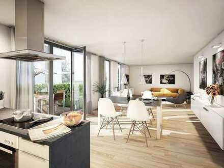 2 Zimmer mit perfektem Grundriss und schönem Balkon in toller Lage auf ca. 50m².