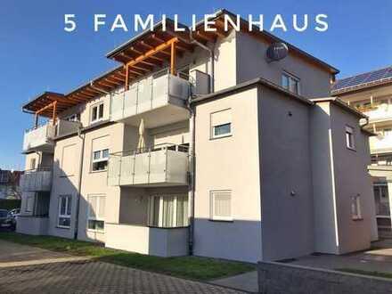 Neuwertige 4-Zimmer-Penthouse-Wohnung in Rastatt