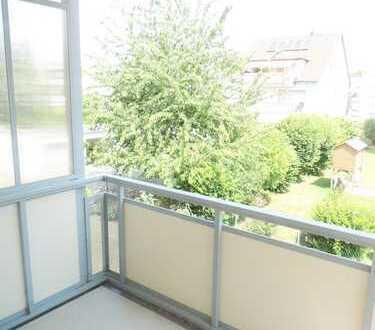 Wunderschöne 2 Zimmer-Wohnung mit Balkon in zentraler Lage von Bad Vilbel!