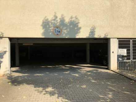 Parkhausstellplatz im Domstadt Center
