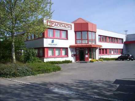225 m² flexible Büro-/Schulungsfläche mit Empfang, EBK u. WC