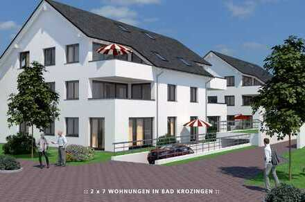 2-Zimmer Wohnung - Wohnen im Grün
