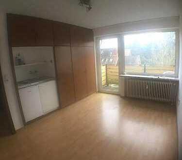 Schöne 1-Zimmerwohnung mit Balkon in Pewsum zu vermieten!