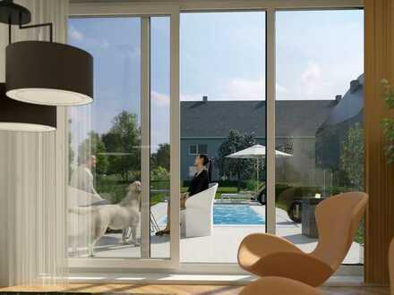Modern Family Concept- Reihenhaus 1 - KfW55