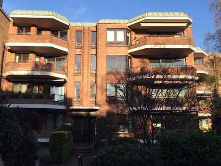 Exklusive 4 Zimmer Wohnung, Kamin, Fußbodenh. neue Bäder 119 m²