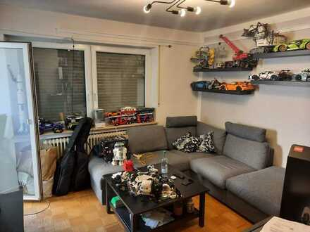 Exklusive, gepflegte 1-Zimmer-Wohnung mit Balkon und EBK in Fürstenfeldbruck