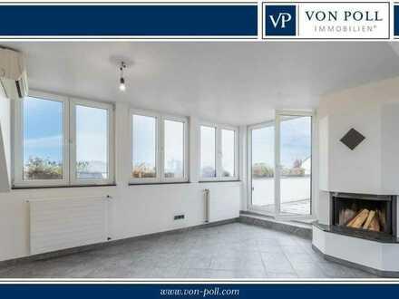 Schöne 4-Zimmer Maisonette-Wohnung mit Dachterrasse & vielen Extras im beliebten Veedel Köln-Nippes