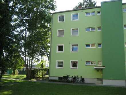 helle 3-Zimmer Wohnung von privat, Unterhaunstadt