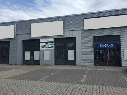 großräumige Hallenflächen in Bochum Riemke zu vermieten