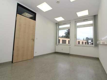 Flexible Büroflächen auf mehreren Etagen