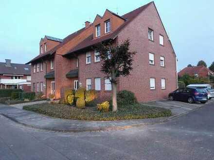 Gepflegte 2-Zimmer-DG-Wohnung mit Balkon in Ascheberg