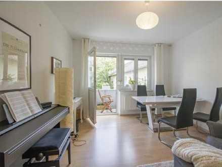 Exklusive 3-Zimmer-Wohnung mit Balkon und Einbauküche in Nürnberg-Sebald