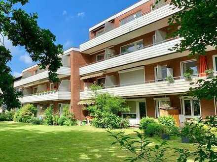 Gepflegte 3-Zimmer-Eigentumswohnung mit Tiefgaragenstellplatz in Bahrenfeld