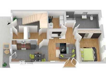 Moderne Eigentumswohnung im Erdgeschoss - Erstbezug