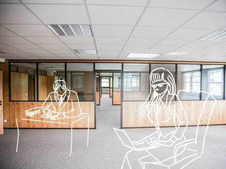 Büro | Praxis | Montage | Lager ab 65 qm zentral im Freiraum Jungingen