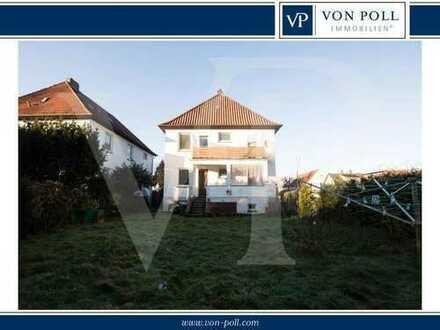 Großzügige, sanierungsbedürftige Stadtvilla in Bestlage von Delmenhorst/Deichhorst