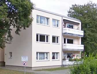 Sehr gepflegte 3,5-Zimmer-Wohnung mit Balkon und Einbauküche in Bochum