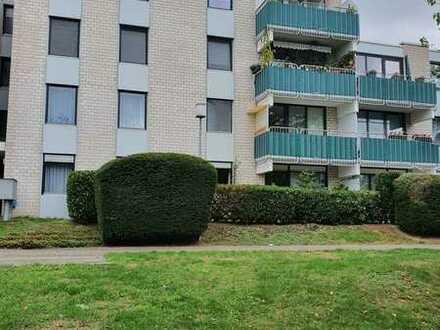 3 Zimmer EG Wohnung mit Terrasse und Garten