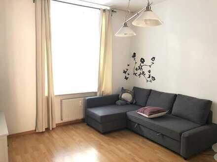 Gepflegte 1-Zimmer-Erdgeschosswohnung mit EBK in Dortmund