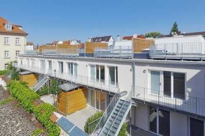 2-Zimmer-Wohnung mit Dachterrasse und EBK in Landau