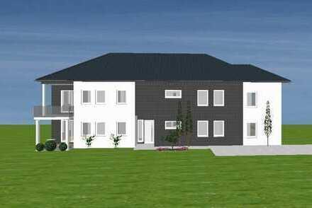 Neubau: Erdgeschosswohnung mit Garten in Zentraler Lage