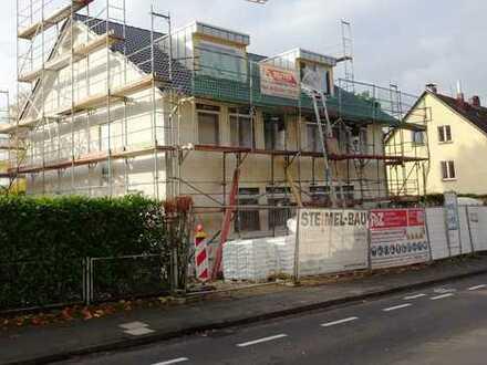Bad Honnef Stadt, Neubau-DHH, Haus bereits im Bau, 160m² Wfl. Grundstück 355m²