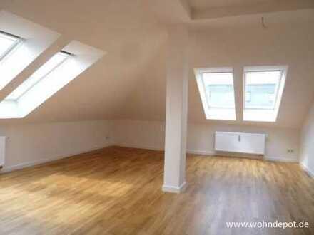 *** 2-Raum-Wohnung * Dachgeschoss * Parkett * Leipzig Eutritzsch ***