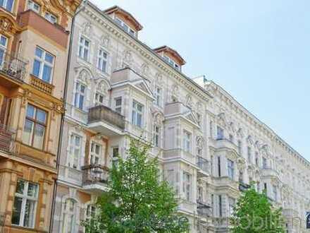Traumlage Stephanstraße! Ruhige, urig geschnittene Wohnung mit großem, verbundenem Kellerraum!